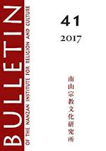 Bulletin of the Nanzan Institute for Religion and Culture