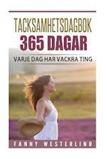Tacksamhetsdagbok 365 Dagar af Fanny Westerlind