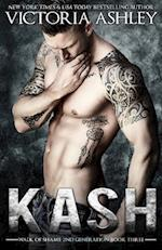 Kash (Walk of Shame 2nd Generation #3) af Victoria Ashley