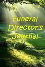 Funeral Director's Journal