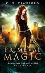 Primeval Magic af C. N. Crawford