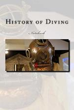 History of Diving Notebook