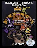 Five Nights at Freddy's Schoolbook - 192 Pages