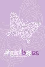 #Girlboss Business Planner (Orchid)