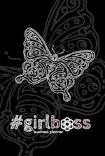 #Girlboss Business Planner (Black)