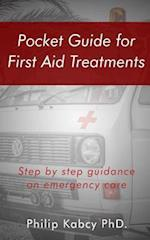 Pocket Guide for First Aid Treatments