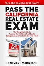 Pass the California Real Estate Exam af Genevieve Marchand