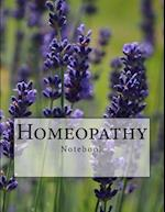 Homeopathy Notebook
