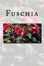 Fuschia Notebook