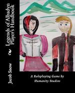Legends of Albadyn Player's Handbook