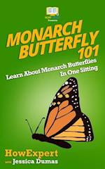 Monarch Butterfly 101