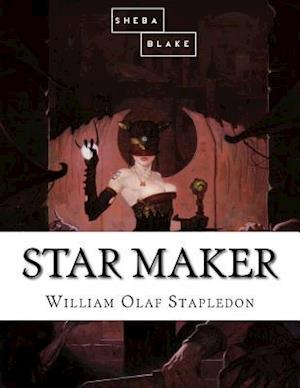 Bog, paperback Star Maker af William Olaf Stapledon, Sheba Blake