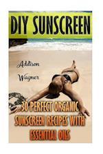 DIY Sunscreen