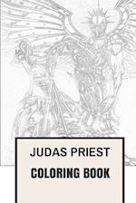 Judas Priest Coloring Book