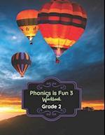 Phonics Is Fun 3 Workbook