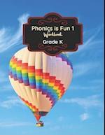 Phonics Is Fun 1 Workbook