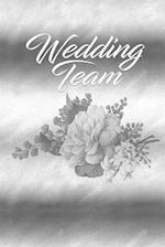 Silver Wedding Team Journal Notes to Write in