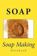 Soap Making Notebook