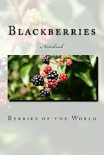 Blackberries Notebook