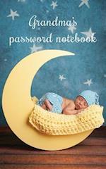 Grandma's Password Notebook