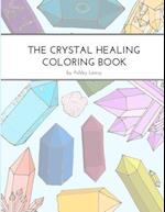 Crystal Healing Coloring Book