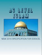 New 2016 Specification as Level Islam for Edexcel