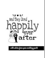 And They Lived Happily Ever After Guest Lib Guestbook