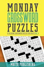 Monday Crossword Puzzles