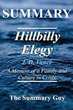Summary - Hillbilly Elegy