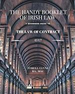 The Handy Booklet of Irish Law