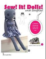 Sew! It! Dolls and Stuffies!