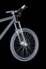 Xray Mountain Bike Notebook
