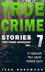True Crime Stories Volume 7