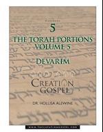 Creation Gospel Workbook Five