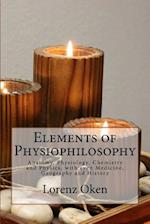 Elements of Physiophilosophy
