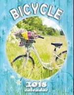 Bicycle 2018 Calendar (UK Edition)