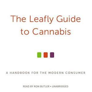 Lydbog, CD The Leafly Guide to Cannabis af Sam Martin