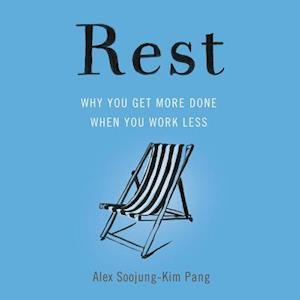 Lydbog, CD Rest af Alex Soojung-Kim Pang