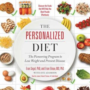 Lydbog, CD The Personalized Diet af Eran Elinav