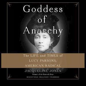 Lydbog, CD Goddess of Anarchy af Jacqueline Jones