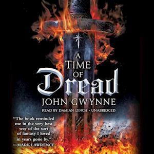 Lydbog, CD A Time of Dread af John Gwynne