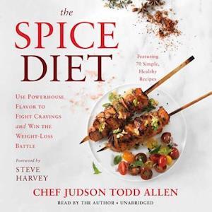 Lydbog, CD The Spice Diet af Judson Todd Allen
