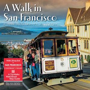 A Walk in San Francisco 2022 Wall Calendar