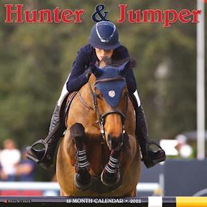 Hunter & Jumper 2022 Wall Calendar (Horses)