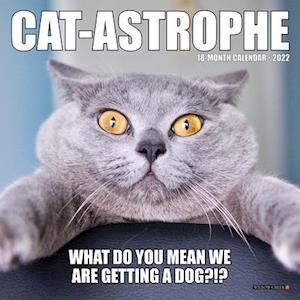 Cat-Astrophe 2022 Mini Calendar