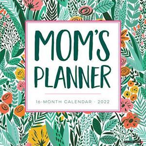 Mom's Planner 2022 Wall Calendar