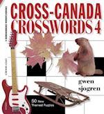 Cross-Canada Crosswords 4 af Gwen Sjogren