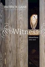 Witness af Patrick Lane
