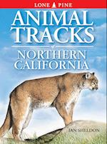 Animal Tracks of Northern California af Ian Sheldon