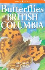 Butterflies of British Columbia af John Acorn